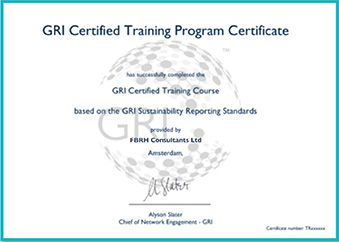 GRI Certificate for fbrh course interactiveLR
