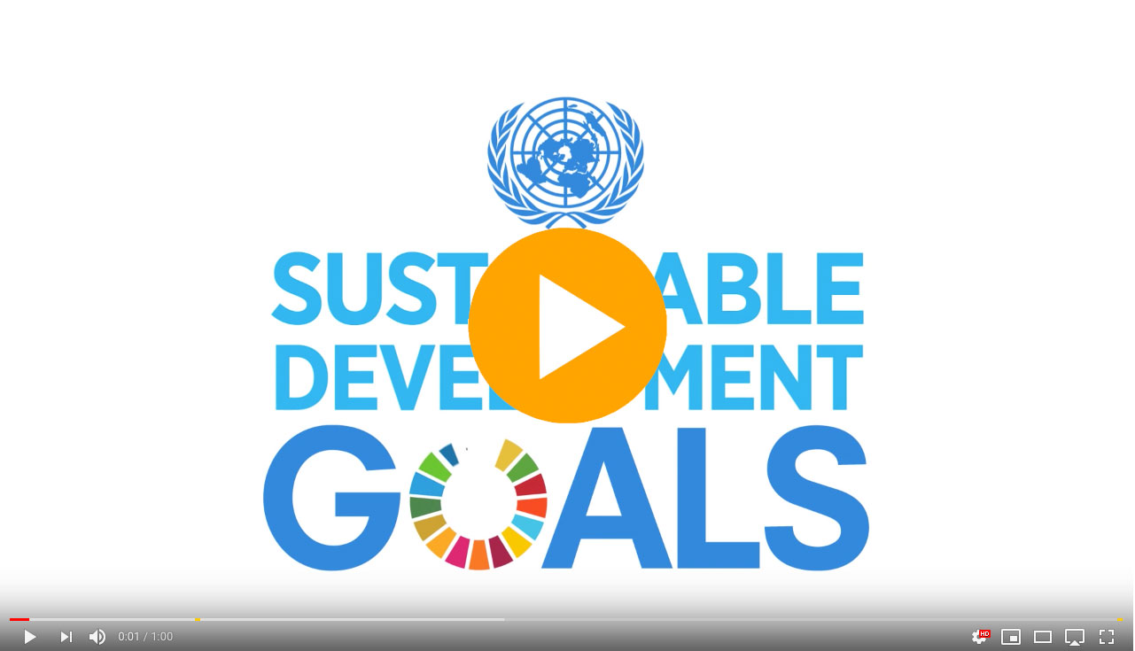 UN SDG video FBRH GRI Certified course