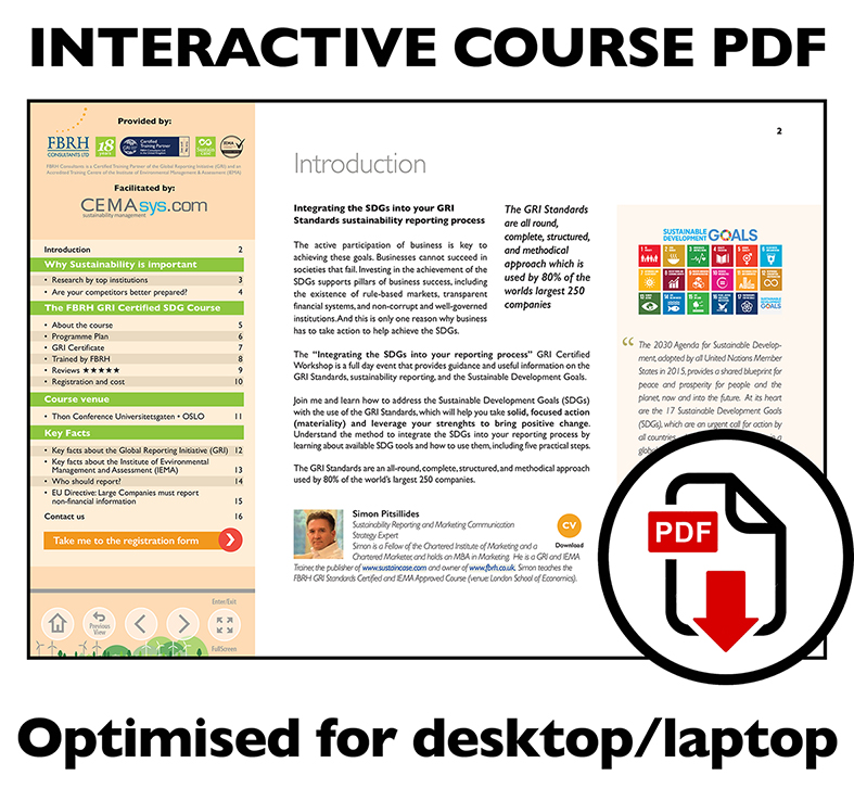fbrh interactive course pdf icon SDG course