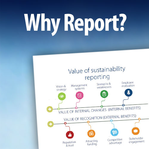 The value of CSR reporting