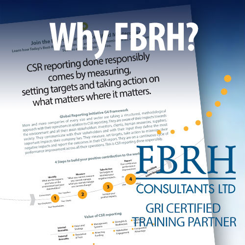 Why FBRH Consultants Ltd?