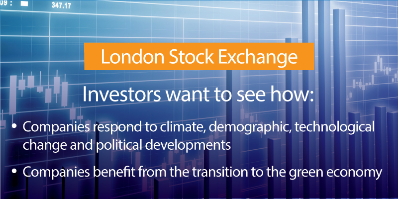 London Stock Exchange guidance for CSR/ ESG /Sustainability reporting