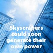Organic Cells - sky scrapers could soon generate their own power